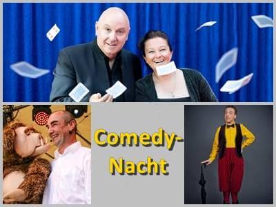 COMEDY-NACHT