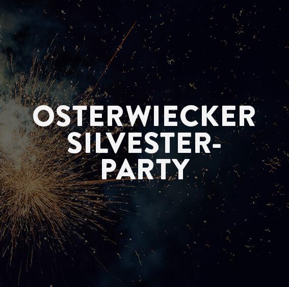 OSTERWIECKER SILVESTERPARTY 2019/2020